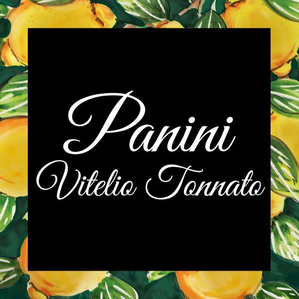 Panini-Vitelio Tonnato-DaTano-Italiaanse-Smaak