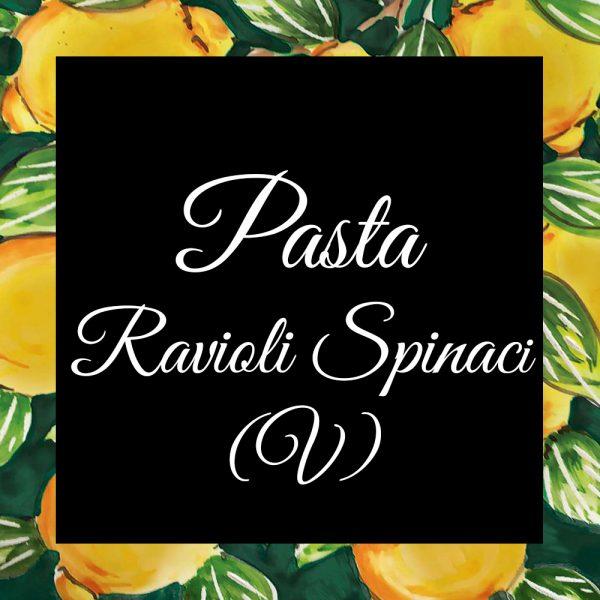 Pasta-Ravioli Spinaci-Da-Tano-Da-Tano-Italiaanse-Smaak