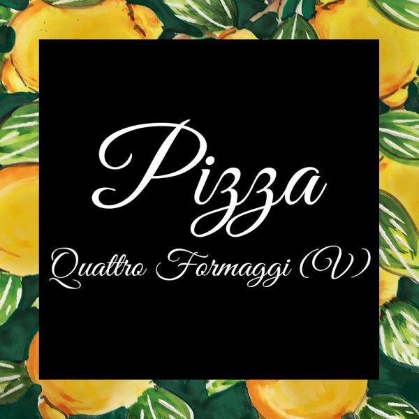 Pizza-Quattro Formaggi (V)-DaTano-Italiaanse-Smaak